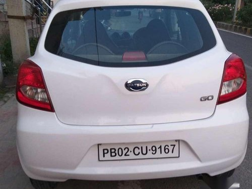 Used Datsun GO T 2015 MT for sale in Amritsar