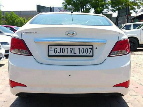 2015 Hyundai Verna MT for sale in Ahmedabad-8