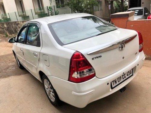 Toyota Platinum Etios VX 2015 MT for sale in Chennai