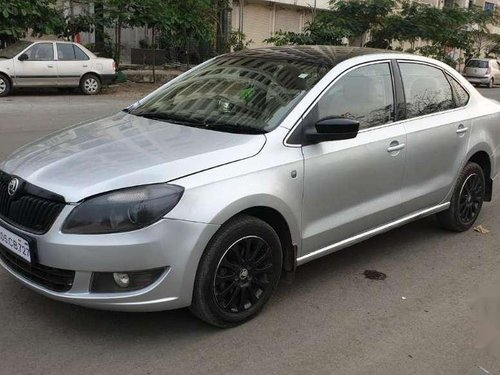 Skoda Rapid 1.5 TDI CR Elegance Automatic, 2015, Diesel AT in Mumbai-4