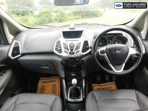 2016 Ford EcoSport 1.5 TDCi Titanium Plus MT in Aurangabad