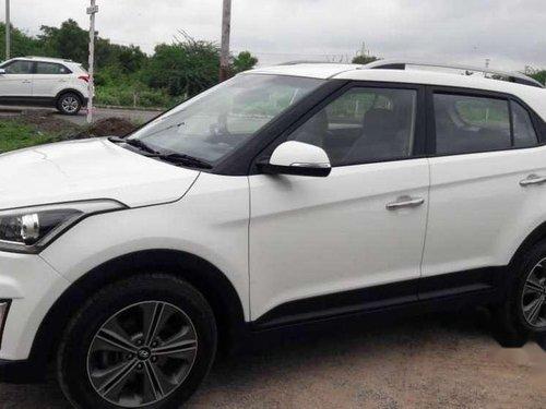 Hyundai Creta 1.6 CRDi SX Option 2016 MT for sale in Ahmedabad