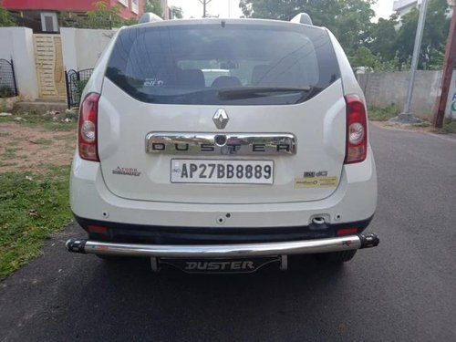 Renault Duster 110PS Diesel RxL 2014 MT for sale in Hyderabad-9