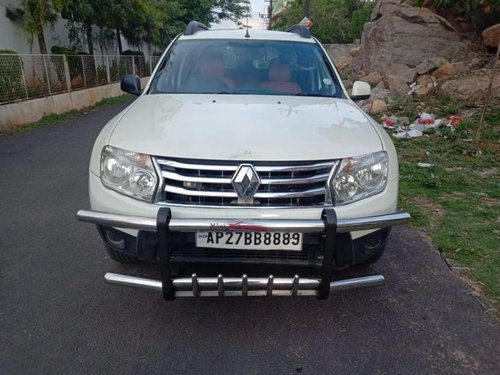 Renault Duster 110PS Diesel RxL 2014 MT for sale in Hyderabad-10