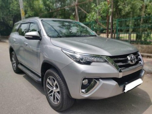 2017 Toyota Fortuner 2.8 4WD AT for sale in New Delhi