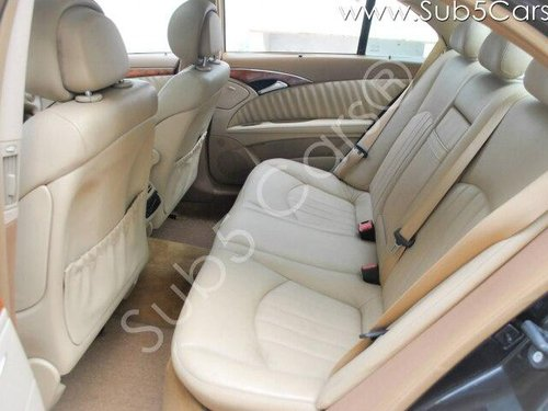 2008 Mercedes-Benz E-Class 280 CDI Elegance AT in Hyderabad