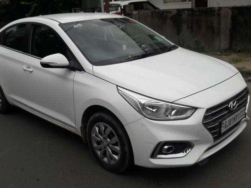 Hyundai Verna 1.6 CRDI 2018 MT for sale in Ahmedabad