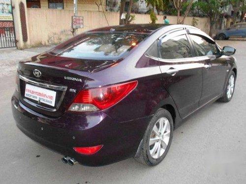 Hyundai Fluidic Verna 2012 MT for sale in Thane