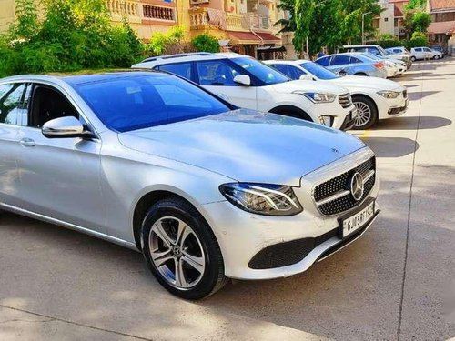 Mercedes Benz C-Class 220 2018 AT for sale in Ahmedabad