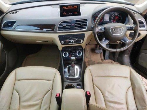 Used 2013 Audi Q3 2.0 TDI Quattro AT in Ahmedabad
