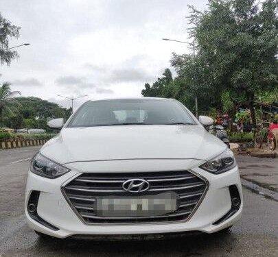 Used 2017 Hyundai Elantra SX AT for sale in Mumbai