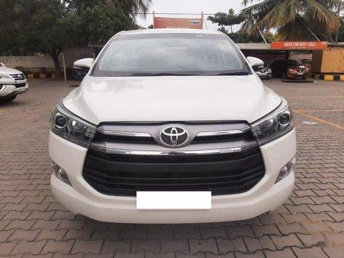 2016 Toyota Innova Crysta 2.4 VX MT BSIV in Bangalore