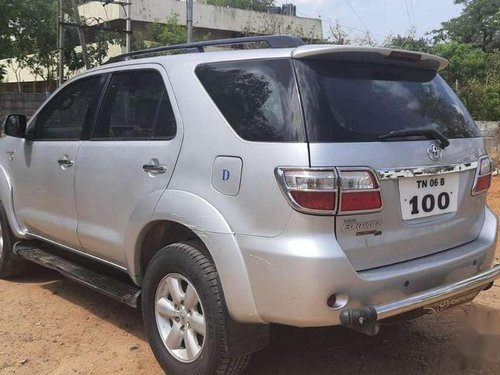Toyota Fortuner 3.0 4x4 Manual, 2010, Diesel MT in Chennai