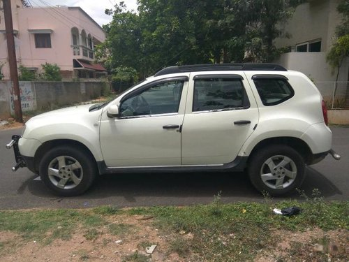 Renault Duster 110PS Diesel RxL 2014 MT for sale in Hyderabad-7