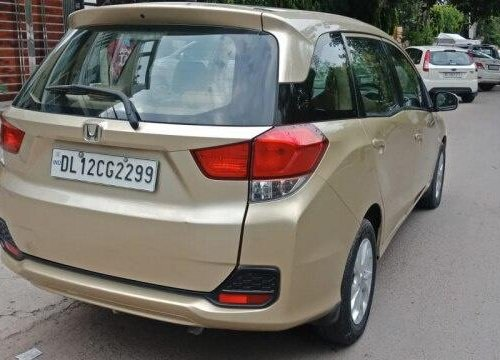 2014 Honda Mobilio V Option i-DTEC MT in New Delhi