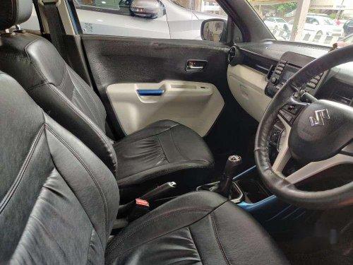 Maruti Suzuki Ignis 1.2 Zeta, 2017, Petrol MT for sale in Nagar