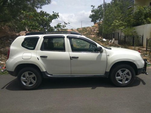 Renault Duster 110PS Diesel RxL 2014 MT for sale in Hyderabad-8