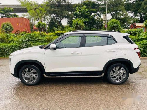 Used 2020 Hyundai Creta 1.6 SX AT for sale in Mumbai-3