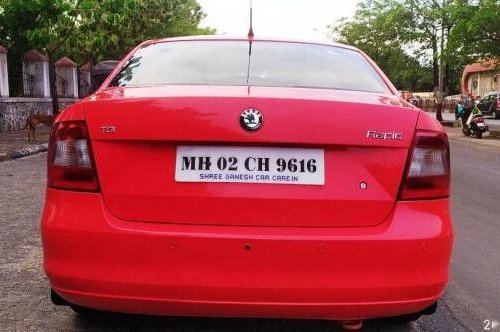 Skoda Rapid 1.6 TDI Ambition 2012 MT for sale in Pune
