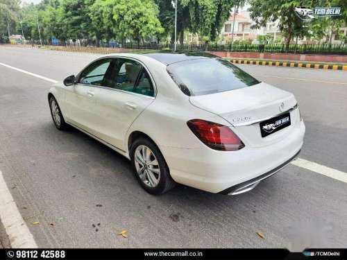 Used Mercedes Benz C-Class 2019 AT for sale in Lucknow