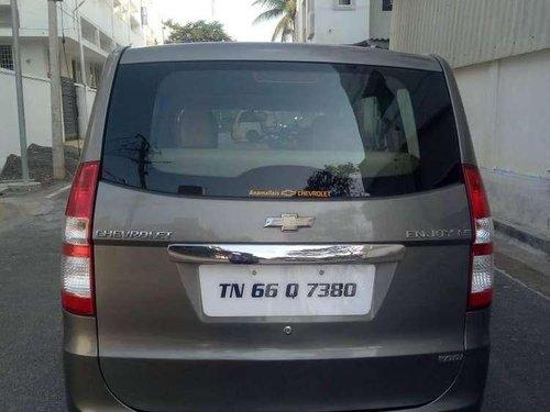 Used Chevrolet Enjoy 1.3 LS 8 STR, 2015 MT for sale in Tiruppur