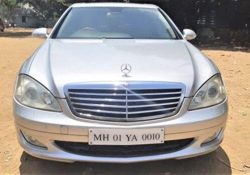 Used Mercedes-Benz S-Class 2006 AT for sale in Mumbai