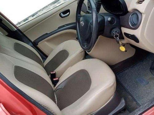 Used Hyundai i10 Sportz 1.2 2009 MT for sale in Hyderabad