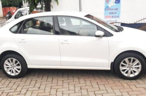 Used 2015 Volkswagen Vento AT for sale in Pune