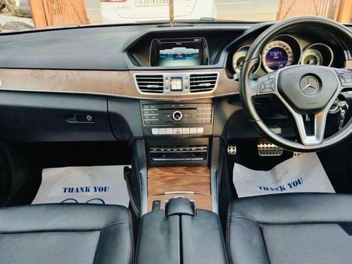 Mercedes-Benz E-Class E250 CDI Launch Edition, 2017, AT in Ahmedabad