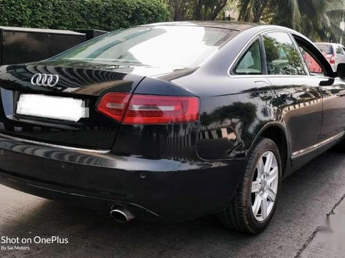 Used Audi A6 2.7 TDI 2010 AT for sale in Rajkot -4