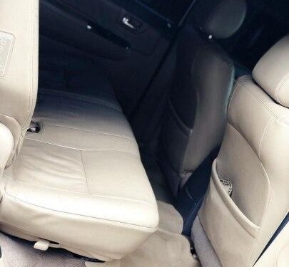 Used 2012 Toyota Fortuner MT for sale in Bangalore