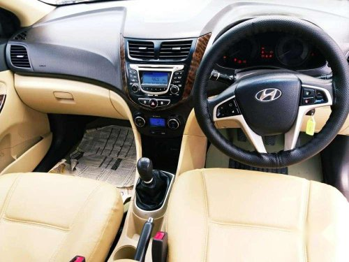 2012 Hyundai Verna 1.6 CRDi SX MT for sale in Ahmedabad