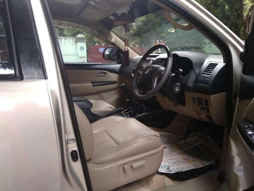 Used Toyota Fortuner 2014 AT for sale in Chennai