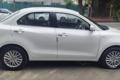 Maruti Suzuki Dzire AMT ZXI Plus 2017 AT for sale in Ahmedabad