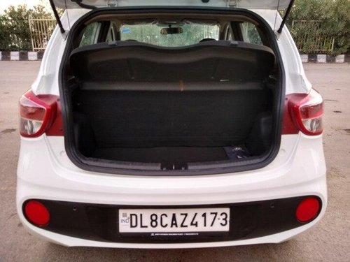 Hyundai Grand i10 1.2 Kappa Sportz Option 2019 MT for sale in New Delhi