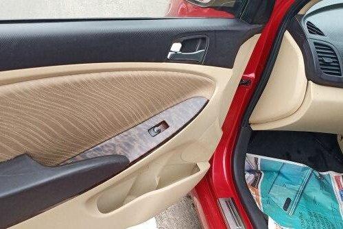 Used Hyundai Verna 2015 MT for sale in Ahmedabad