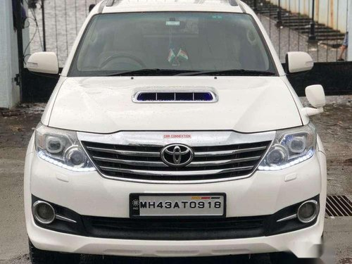 Used Toyota Fortuner 2014 AT for sale in Mumbai