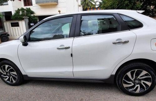 Used Toyota Glanza 2019 AT for sale in Bangalore