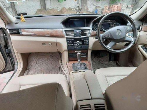 Mercedes-Benz E-Class E220 CDI, 2012, AT for sale in Chandigarh