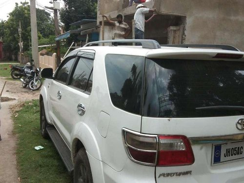 Used Toyota Fortuner 2010 MT for sale in Jamshedpur