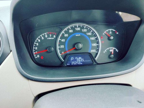 Used Hyundai Grand i10 Sportz 2017 MT for sale in Hyderabad