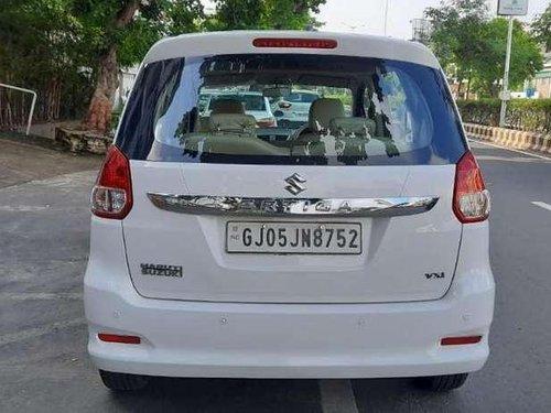 Used Maruti Suzuki Ertiga VXI 2016 MT for sale in Ahmedabad