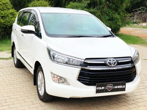 Used Toyota Innova Crysta 2018 AT for sale in Bangalore