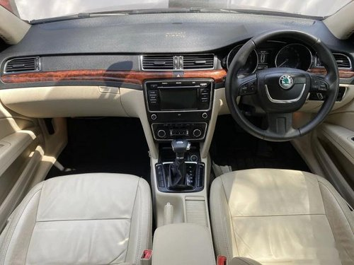 Used Skoda Superb 2012 AT for sale in Pune