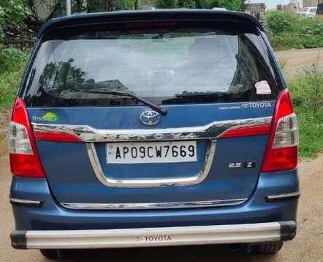 Used Toyota Innova 2014 MT for sale in Hyderabad