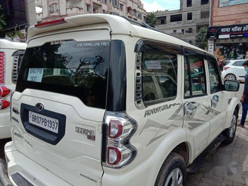 Used Mahindra Scorpio S4, 2017 MT for sale in Patna