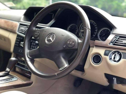Used Mercedes-Benz E-Class 2012 AT for sale in Chandigarh