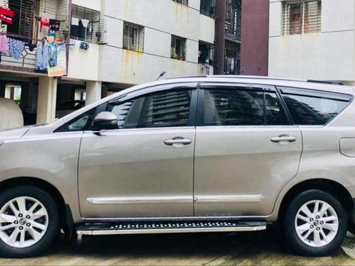 Used Toyota Innova Crysta 2017 MT for sale in Surat