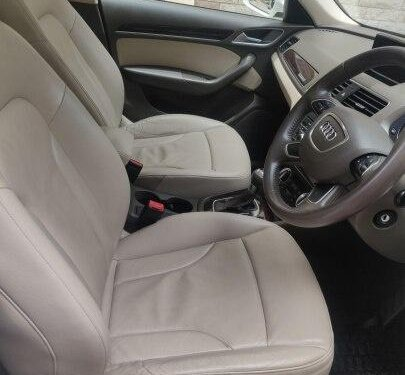 Used 2014 Audi Q3 AT for sale in Bangalore