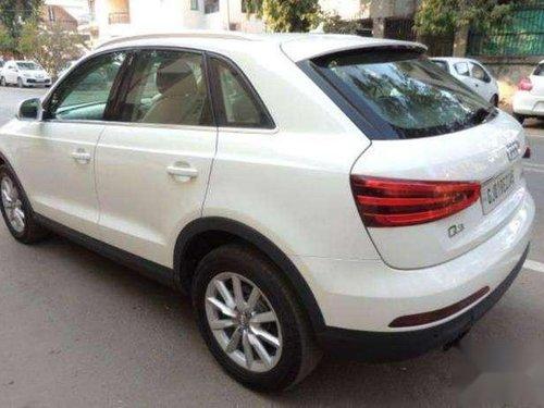 Audi Q3 2.0 TDI quattro Premium Plus, 2013, AT for sale in Ahmedabad